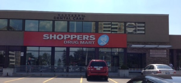 Shoppers Drug Mart, Harvard Square